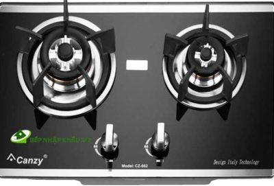 Bếp gas âm Canzy CZ-662