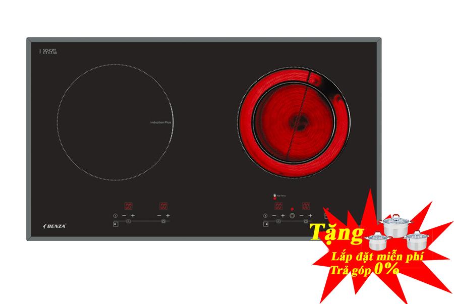 Bếp điện từ hồng ngoại Benza BZ-682SID
