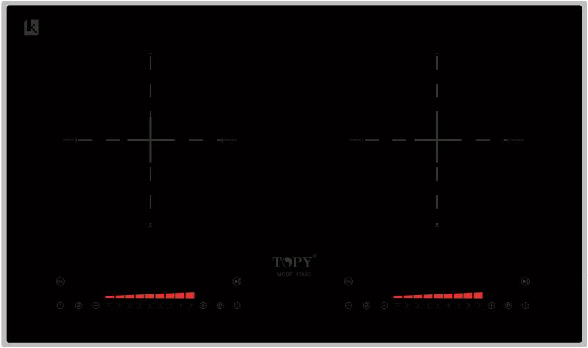 Bếp từ TOPY TP-1368S