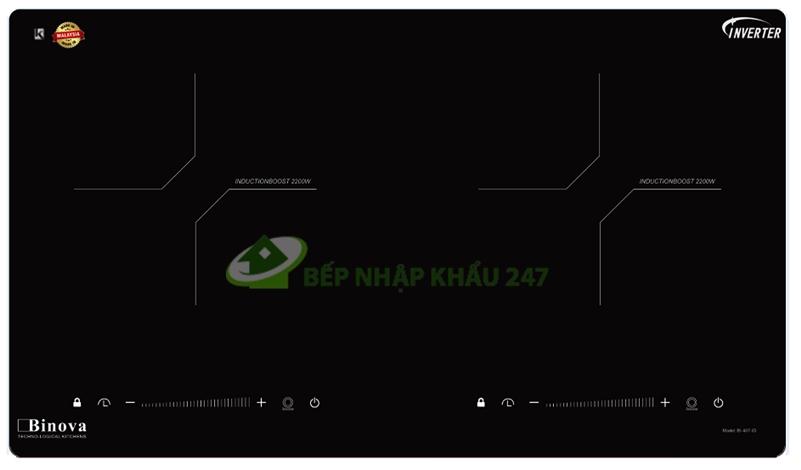 Bếp từ Binova BI-407-ID