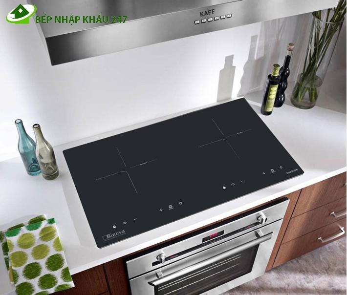 Bếp từ Binova BI-207-Introduction