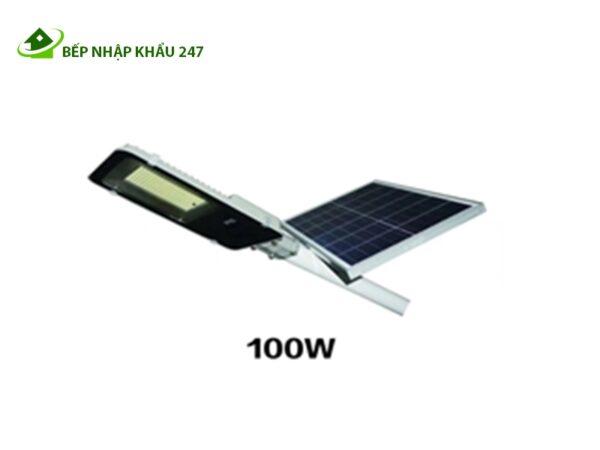 đèn năng lượng mặt trời 100w có điều khiển