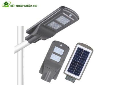 Đèn năng lượng mặt trời chiếu sáng sân vườn 40W