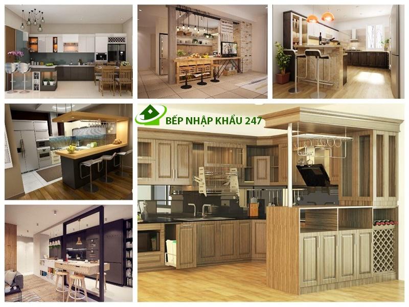 Tủ bếp có những loại nào ? Tư vấn chọn mua nội thất cho nhà bếp